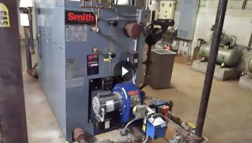 Commercial Steam Boiler or Commercial Water Boiler (Hydronic Boiler)?